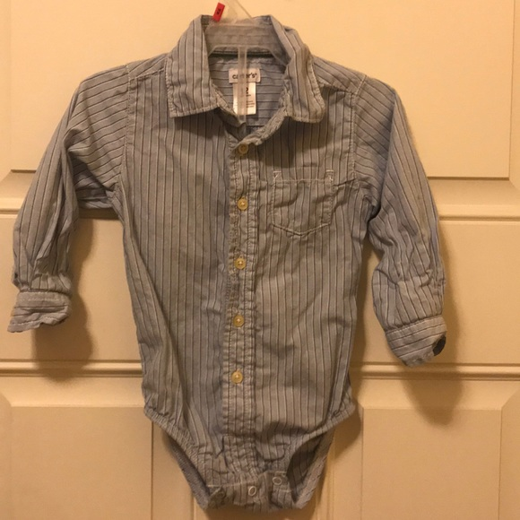 Carter's Other - Carter's brand Infant button down